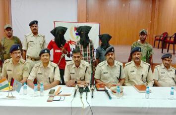 5 पुलिसकर्मी हत्याकांड मामले में 3 नक्सली गिरफ्तार, यूं निभाया था वारदात में अपना रोल