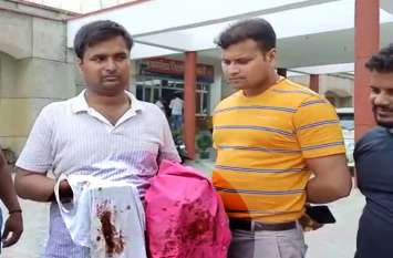 प्रधान ने आरटीआई कार्यकर्ता पर किया हमला, गन प्वाइंट पर अपने खिलाफ आरटीआई वापस लेने का बनाया दबाव
