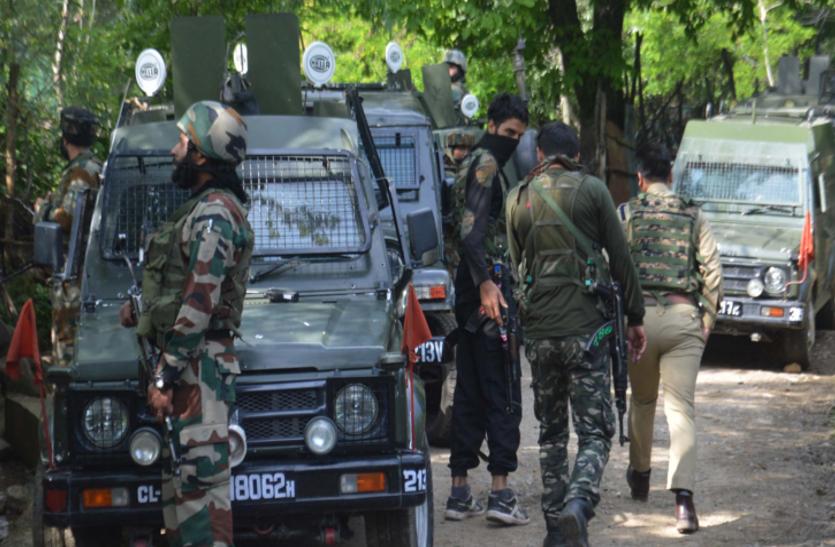 जम्मू-कश्मीर: हाईअलर्ट पर Army और IAF, 8 हजार अतिरिक्त सुरक्षाबल होंगे तैनात
