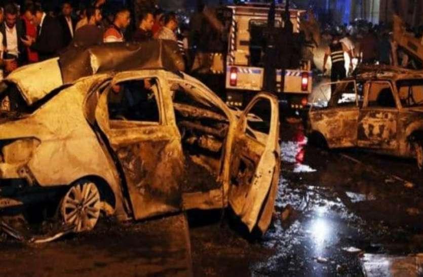 मिस्त्र: राजधानी काहिरा में अस्पताल के बाहर विस्फोट, 19 की मौत