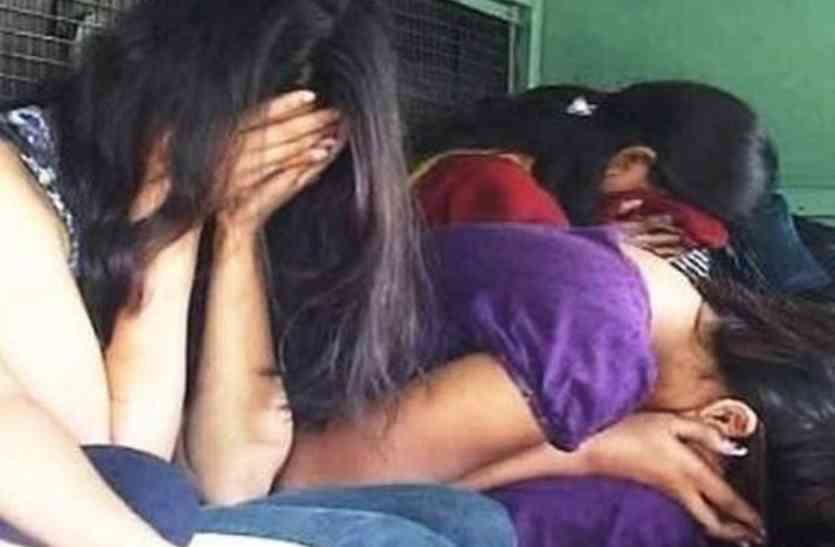 बच्चियों की खरीद-फरोख्त कर वेश्यावृत्ति में धकेलने का मामला, डेढ़ सौ लोगों से हुई पूछताछ