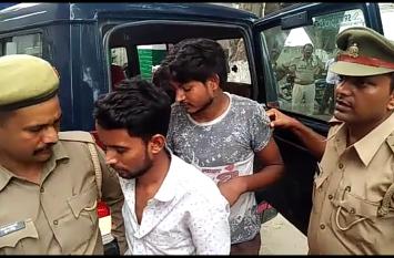 उत्तर प्रदेश पुलिस पर फिर उठे सवाल, ट्रक चालक की पूछताछ का वीडियो हुआ वायरल