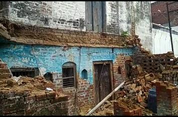 रायबरेली में मकान की छत गिरने से 2 बच्चों की मौत, एक बच्ची की हालात गंभीर