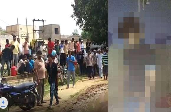 चूरू में 18 घंटे से फांसी के फंदे पर लटका शव, अधिकारियों की वार्ता जारी, पुलिस जाब्ता तैनात