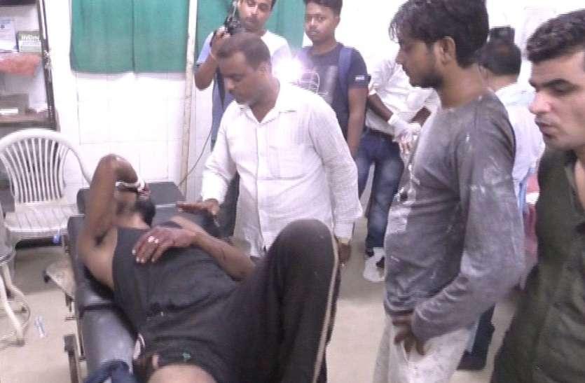 Loot of millions: अपराधियों ने बकरा व्यापारी को मारी गोली, ढाई लाख की लूट