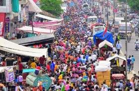 डिग्गी कल्याण जी (Diggi Kalyan ji ) के लिए रवाना हुई 54 वी लक्खी पदयात्रा