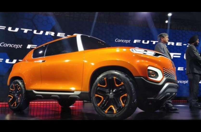 Renault Kwid को टक्कर देगी Maruti Espresso, टेस्टिंग के दौरान नजर आई