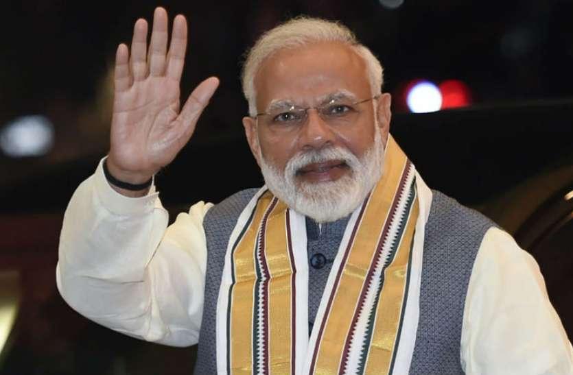 धारा 370 खत्म होने पर मोदी के मुरीद हुए डामोर, कहा- मोदीजी युग पुरूष, उन्हें भारत रत्न देना चाहिए