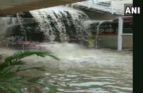 यूपी के इन जिलों में हुई झमाझम बारिश, मौसम विभाग ने जारी किया तेज बारिश का अलर्ट