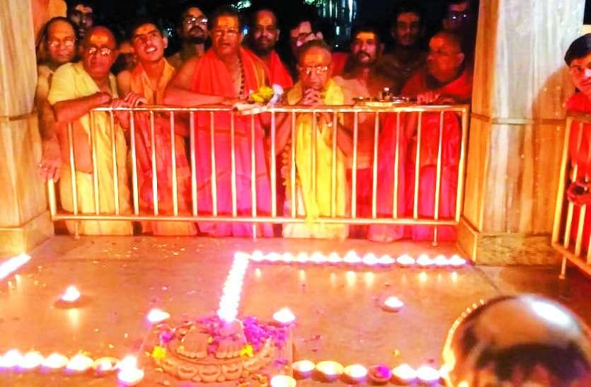 बांसवाड़ा : श्रावण मास में वेदपाठशाला में गूंज रही वैदिक ऋचाएं, विशेषज्ञ बोले- 'यजुर्वेद के साथ ऋग्वेद का संरक्षण भी जरूरी'