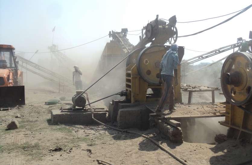 कागजों में दफन प्रतिबंध के आदेश, पुष्पराजगढ़ के बायोस्फेयर एरिया में भी सेंध