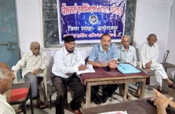'प्रदेश सरकार ने वचन पत्र की मांग पूरी नहीं की तो भोपाल में होगा जंगी धरना'