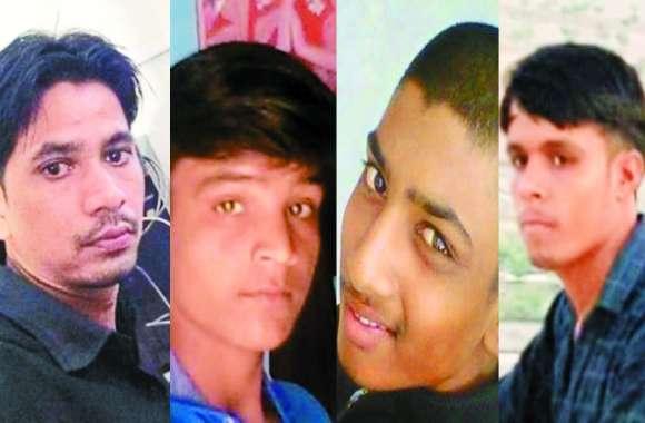 दुनिया से एक साथ विदा हुए चार भाई, घरों में नहीं जले चूल्हे, गम में डूबा पूरा गांव