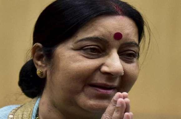 सुषमा स्वराज की मदद से ही मैं अपने बेटे को अंतिम बार देख सकी थी, ये कहकर रोने लगीं मां