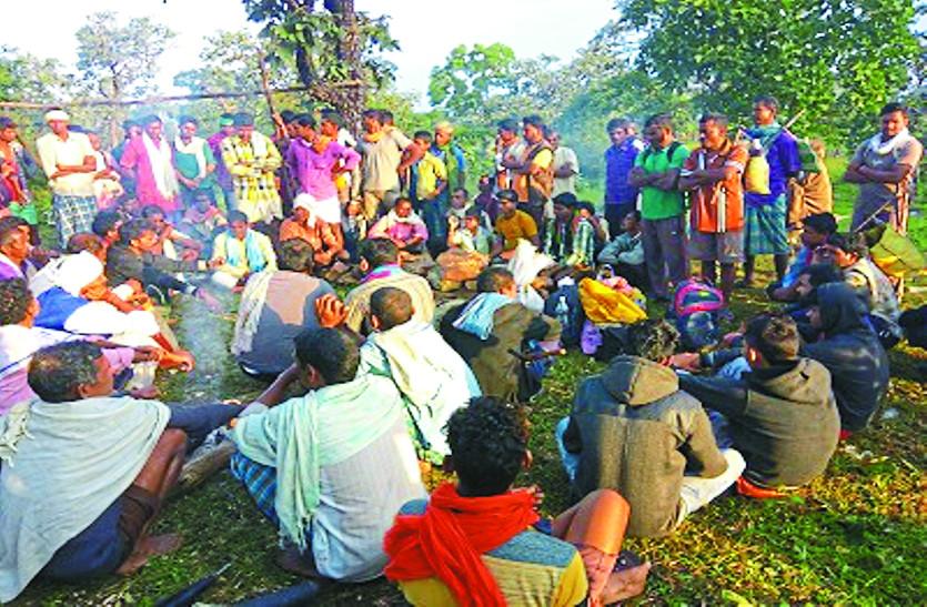 हजारों लोगों ने किया अच्छी बारिश की कामना, मंडल भीमा की पूजा कर देवी देवताओं को किया आमंत्रित
