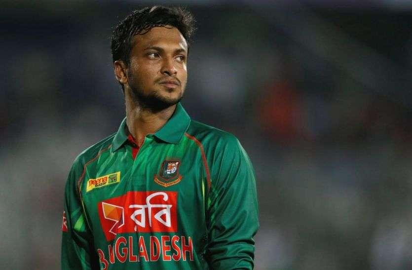 शाकिब अल हसन को लेकर बीपीएल की फ्रेंचाइजी टीम और बांग्लादेश क्रिकेट बोर्ड में रार