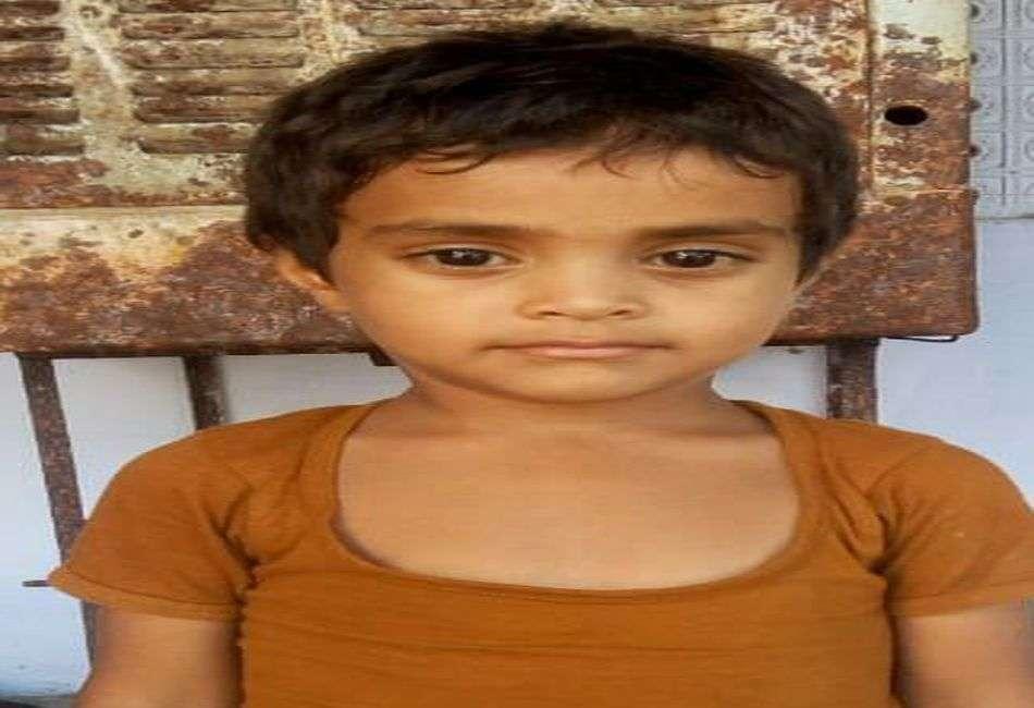 दौसा में चार वर्षीय बालक के अपहरण का प्रयास, जाग होने पर बालक को छोड़ भागा आरोपी