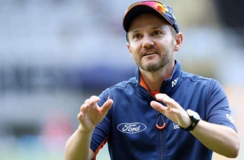 टीम इंडिया का कोच बनने की रेस में शामिल माइक हेसन ने IPL से दिया इस्तीफा