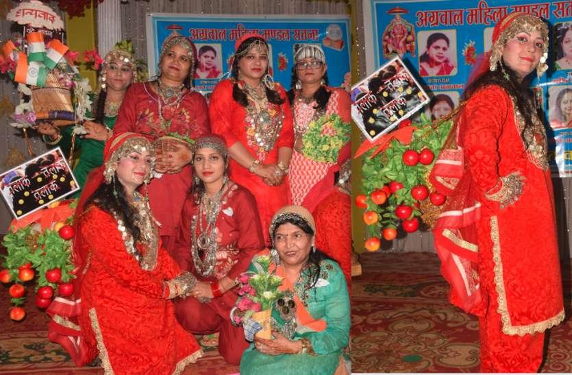 कश्मीर की खुशियों का महिलाओं ने किया इजहार