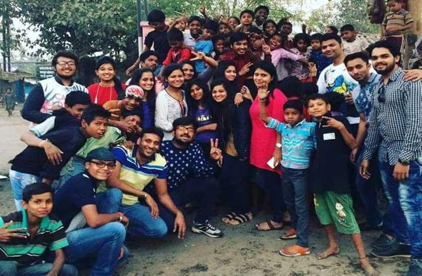 Facebook पर ग्रुप बनाकर लोगों की जिंदगी में मसीहा बन रहे रायपुर के ये लोग, मदद के लिए आ रहे आगे