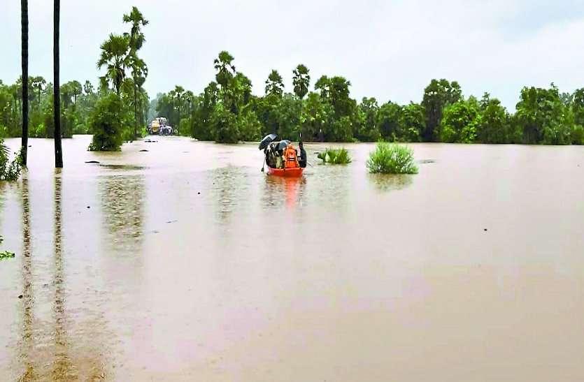 बस्तर में बारिश ने तोड़ा अपना 10 साल का रिकॉर्ड, लेकिन अभी खतरा टला नहीं, मौसम विभाग ने दी है ये चेतावनी