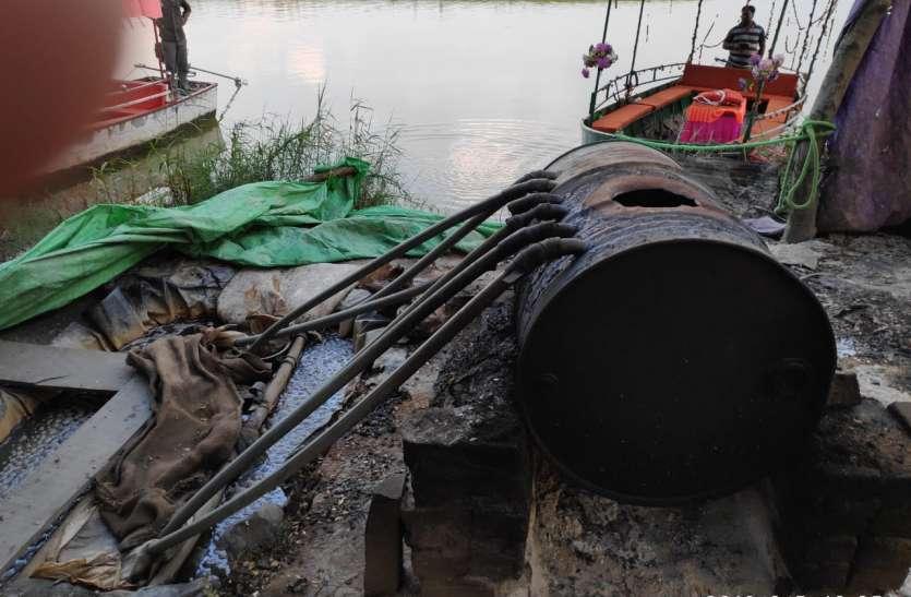 Ayodhya : गोंडा जिले के माझा इलाके में कुटीर उद्योग की शक्ल ले चुका है कच्ची शराब का कारोबार