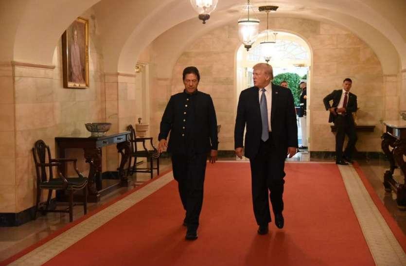 इमरान खान के दौरे के बाद नरम पड़ रहा अमरीका, हटाया पाकिस्तानी राजनयिकों पर लगे यात्रा संबंधी बैन