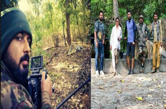 जंगल में टाइगर के ऊपर बनायी गयी फिल्म काउंटिंग टाइगर्स की लॉन्चिंग 7 अगस्त को