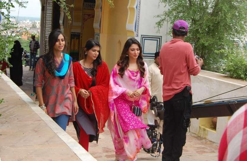 बाहूबली 2 की अवंतिका का नवाजुद्दीन सिद्दीकी ने किया पीछा