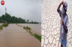 ओडिशा के तटीय जिलों में बाढ़, पश्चिमी क्षेत्र में सूखे के आसार, किसानों पर यूं पड़ रही दोहरी मार