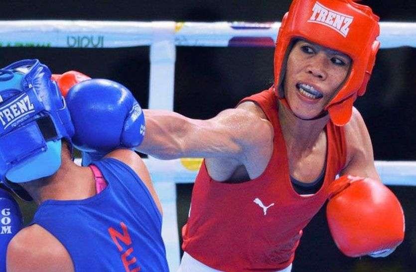 विश्व महिला बॉक्सिंग चैम्पियनशिप के लिए भारतीय टीम घोषित, एमसी मैरी कॉम और सरिता देवी को मिली जगह