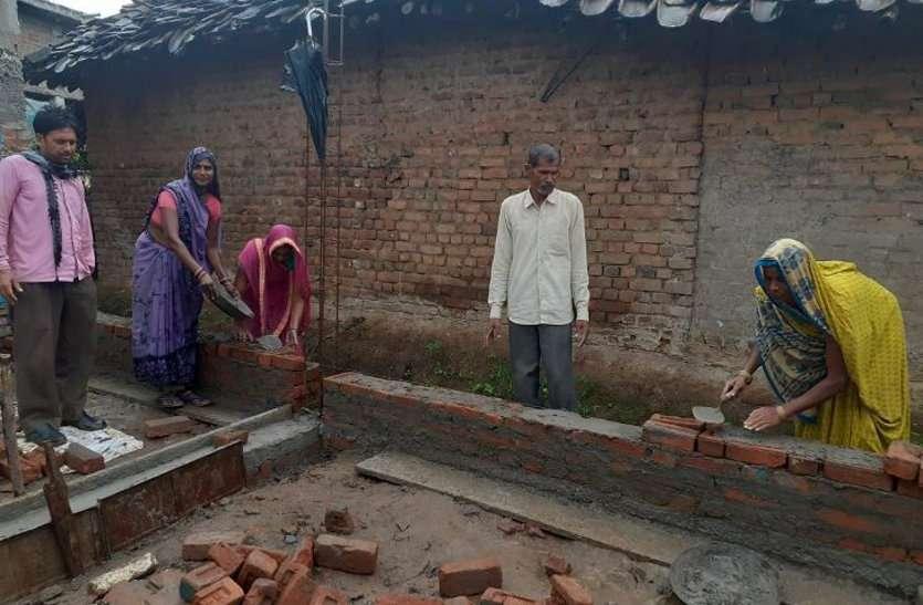 इस शहर में अब महिलाएं बनाएंगी मकान, सीख रहीं हैं कला