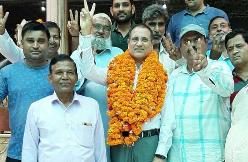नागौर डीसीए की कमान फिर बाहरी के हाथ, रामेश्वर डूडी बने क्रिकेट संघ के अध्यक्ष