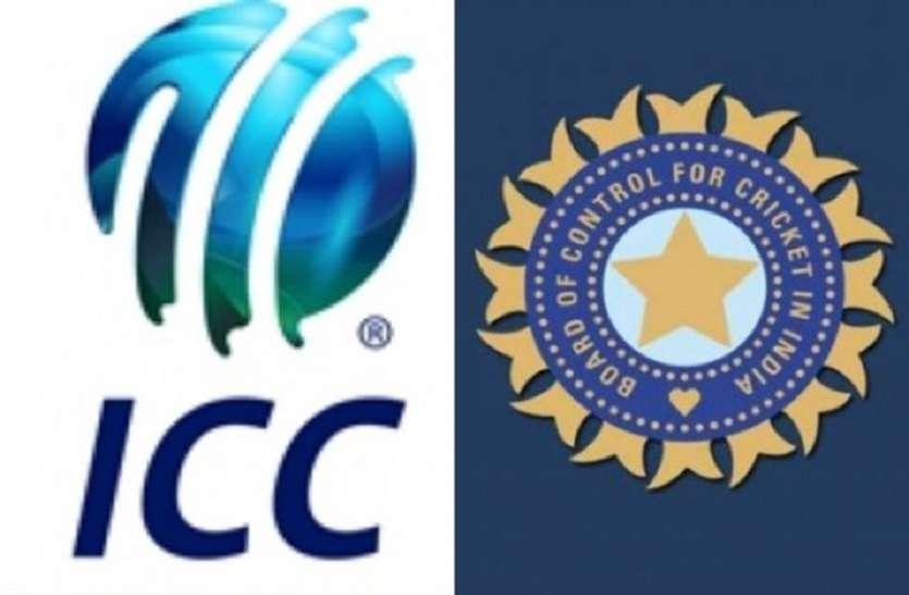 बीसीसीआई को 282करोड़ रुपए का फटका देने के मूड में आईसीसी