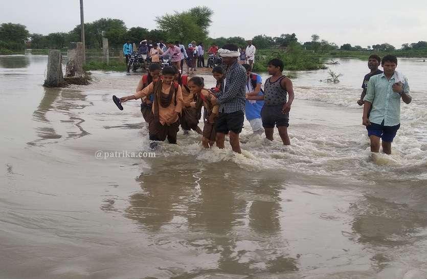 मानसून: जिले में कई जगहों पर चला बारिश का दौर, झमाझम बारिश से मौसम हुआ सुहाना