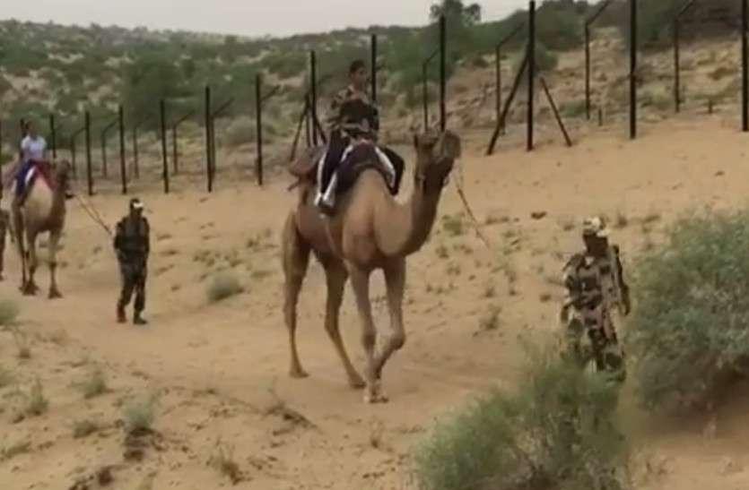 पश्चिमी सरहद पर ऑपरेशन अलर्ट शुरू,21 अगस्त तक सीमा क्षेत्र में रहेगा अधिकाधिक मूवमेंट