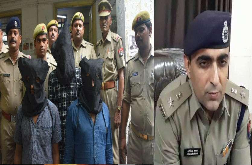 निजामुद्दीन त्रिवेंद्रम सुपरफास्ट एक्सप्रेस में लूटपाट कर मां-बेटी को फेंकने वाले लुटेरे गिरफ्तार, गिरोह में मुख्य आरोपी की पत्नी भी शामिल