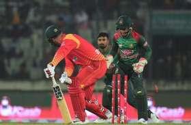 जिम्बाब्वे के अनुरोध पर बांग्लादेश क्रिकेट बोर्ड त्रिकोणीय सीरीज के लिए राजी, 13 सितंबर से होगी शुरू
