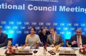 CII के साथ निर्मला सीतारमण की बैठक, कहा- मंदी से निपटने के लिए उठा रहे कदम