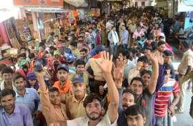 video: डिग्गी लक्खी मेले में श्री कल्याणधणी के दर्शनों के लिए उमड़ी लाखों श्रद्धालुओं की भीड़