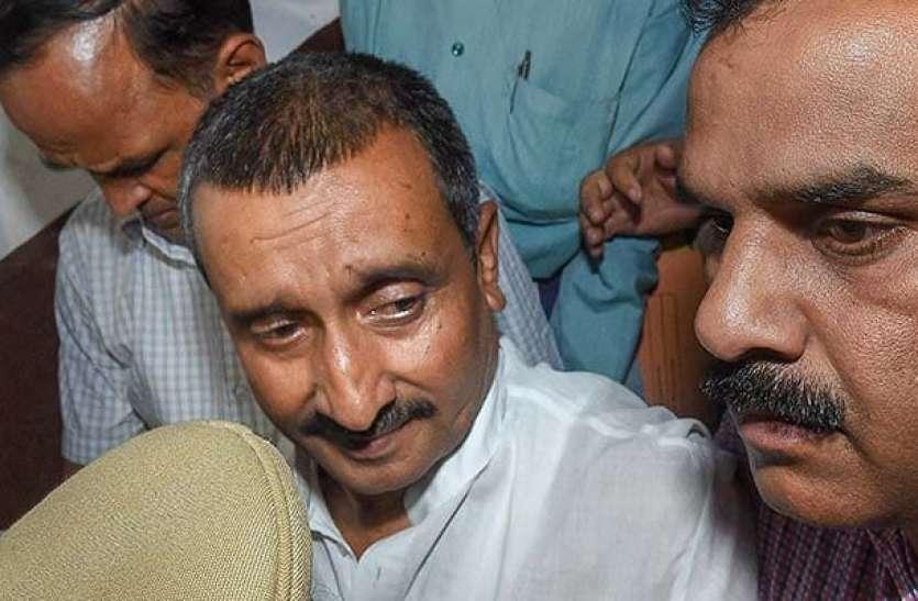 उन्नाव रेप कांड: तीस हजारी कोर्ट ने विधायक कुलदीप सेंगर के खिलाफ आरोप किए तय