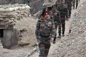 सेना तैयार, दुश्मन के दुस्साहस का मिलेगा करारा जवाब