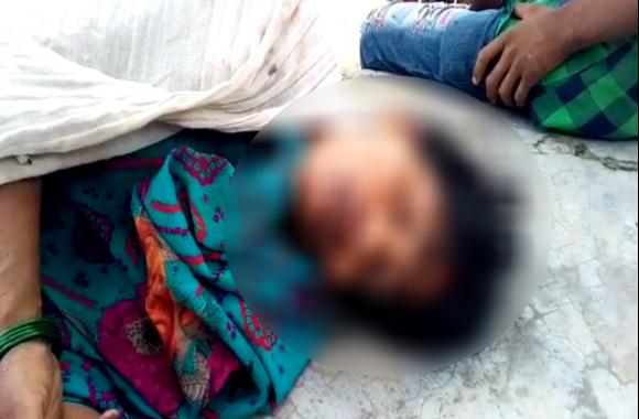#PatrikaCrime नाली विवाद में 20 लोगों ने जमकर कर दी महिला की पिटाई, हालत गंभीर
