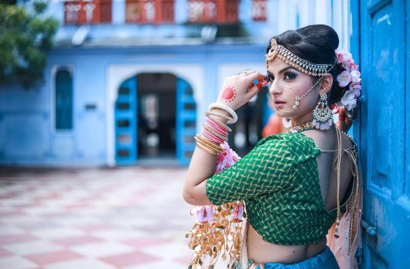 इंडियन ब्राइड्स का मॉडर्न लुक रहा खास
