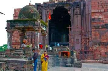 उत्तर भारत का 'सोमनाथ' है यह मंदिर, सुबह होने के कारण निर्माण रह गया अधूरा
