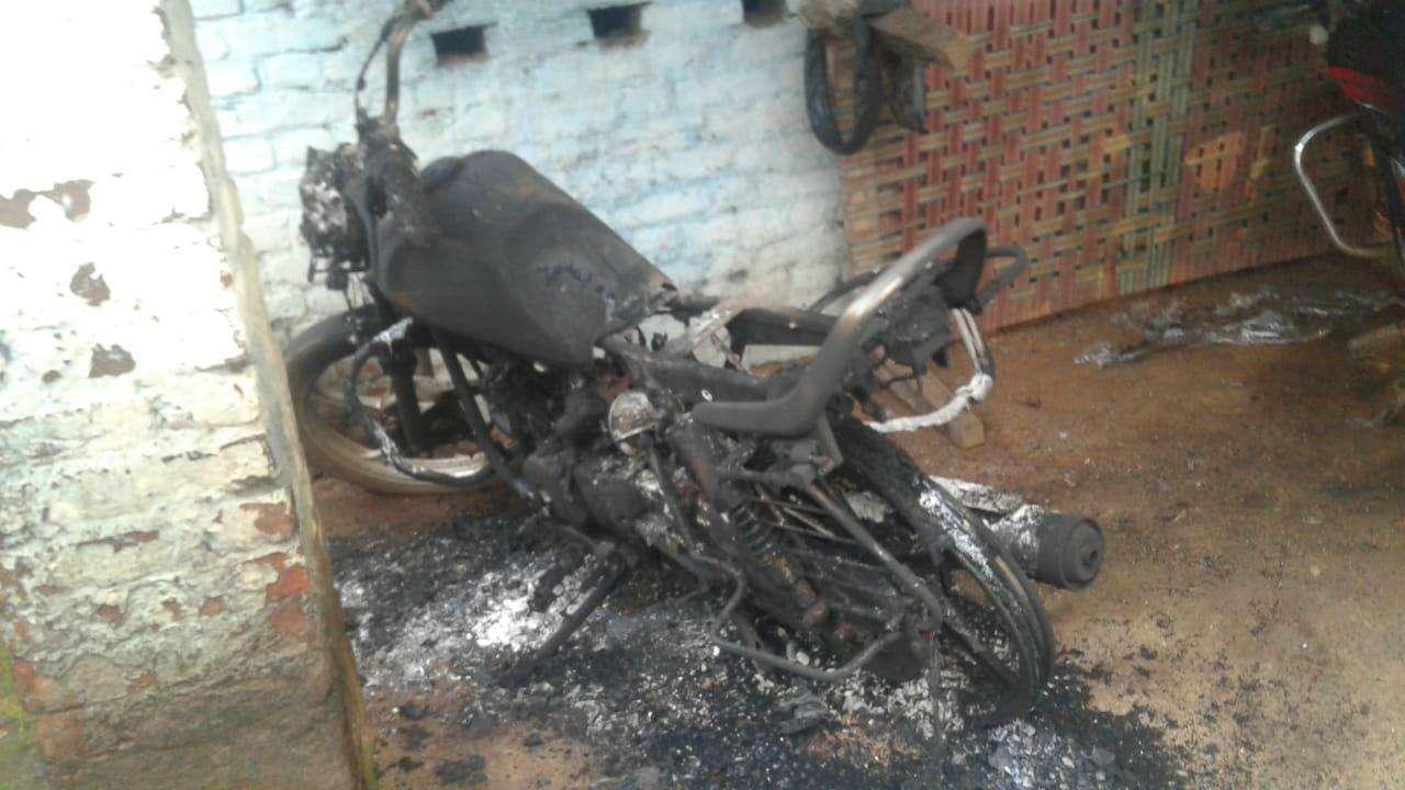 Fired Bike
