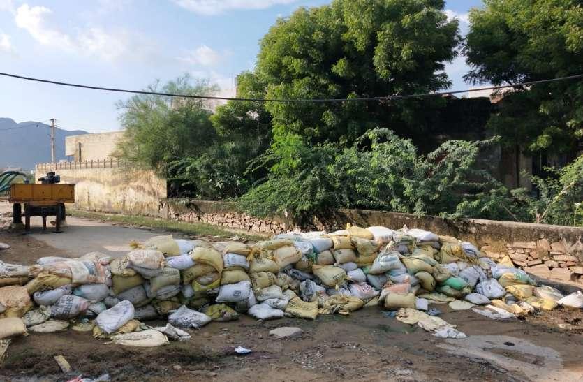 एडीए ने सरकार को भेजा भूमि के बदले भूमि प्रकरण का जवाब
