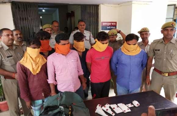 खुद को बीजेपी का बड़ा नेता बताकर बनाई लूट की योजना, दी हत्या की सुपारी