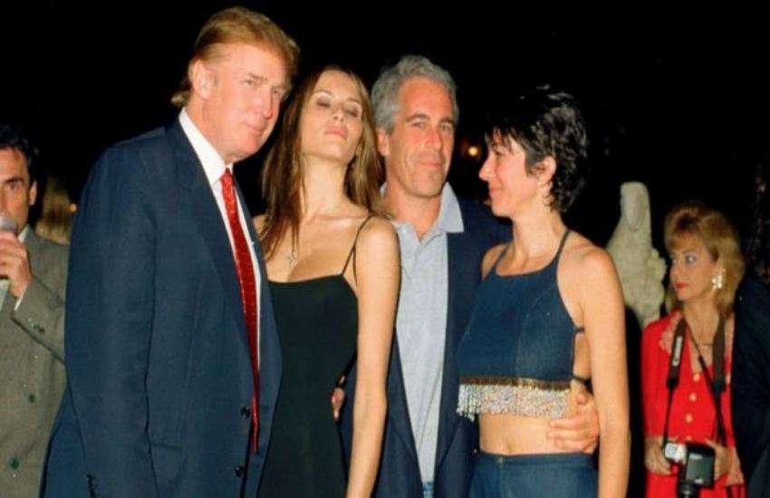 American financier Jeffrey Epstein