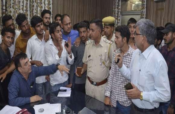 BHARATPUR NEWS : एनसीसी 6  राज के लेफ्टिनेंट कर्नल के खिलाफ कोर्ट ऑफ इन्क्वायरी  के आदेश